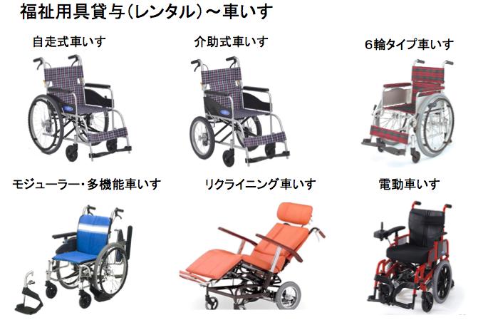 福祉用具-車椅子